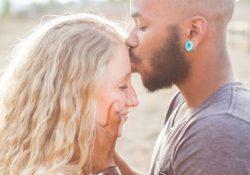 black man dating white woman