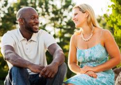 rich black men dating white women