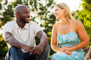 rich black men dating white women
